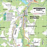 Stadtplan Mitterbach
