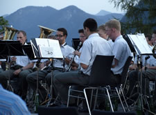 Klarinettisten Gardemusik Wien