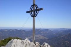 Gemeindealpe - Gipfelkreuz