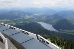 Gemeindealpe - Blick vom Terzerhaus auf Mariazell