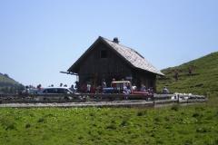 Dürriegelalm - Hütte
