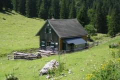 Falbersbach - Hütte Alpenverein