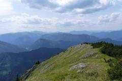 Wanderung Tonion - Tonion Gipfel
