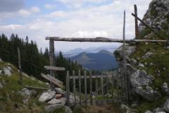 Wanderung Tonion - Hochschnäbeltörl