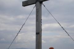 Wanderung Tonion - Gipfelkreuz