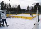 Eislaufplatz in Mariazell