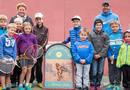 Kinder Tennistraining