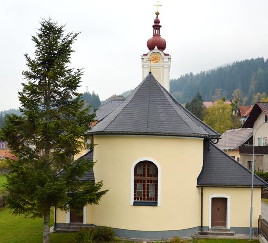 Foto: Evangelische Kirche Mitterbach