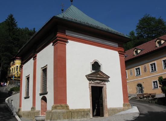 Hl. Brunn Kapelle