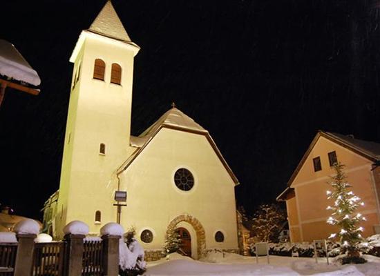Katholische Kirche Mitterbach