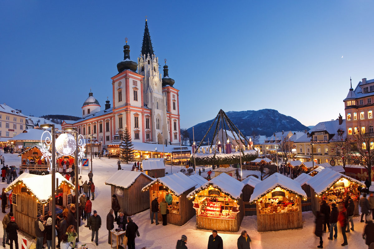 Mariazeller Advent Heuer Ab 20 November Mariazell Online