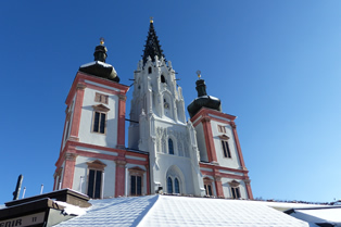 Herzlich Willkommen auf Mariazell Online!