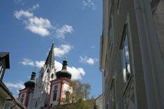Ferienwohnung Stadthaus Mariazell