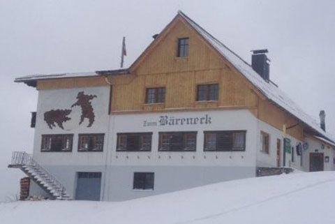 """Ski- und Wanderhütte """"Zum Bäreneck"""" Engleitner"""