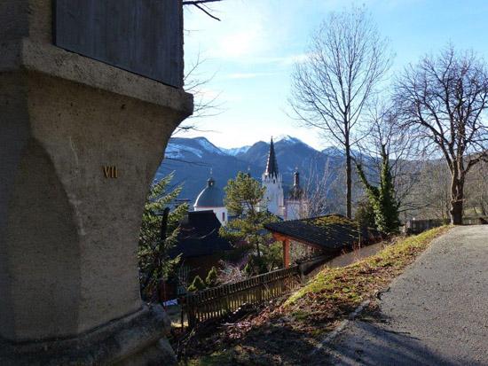 Kalvarienberg-Karfreitag