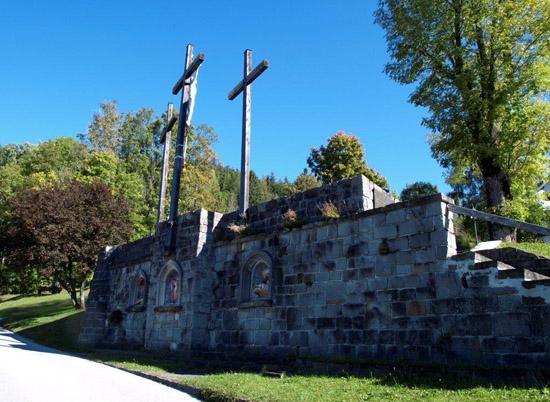 Kalvarienberg-Ostersonntag
