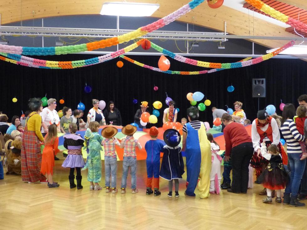 Kinderfasching, Foto: Mariazell Online