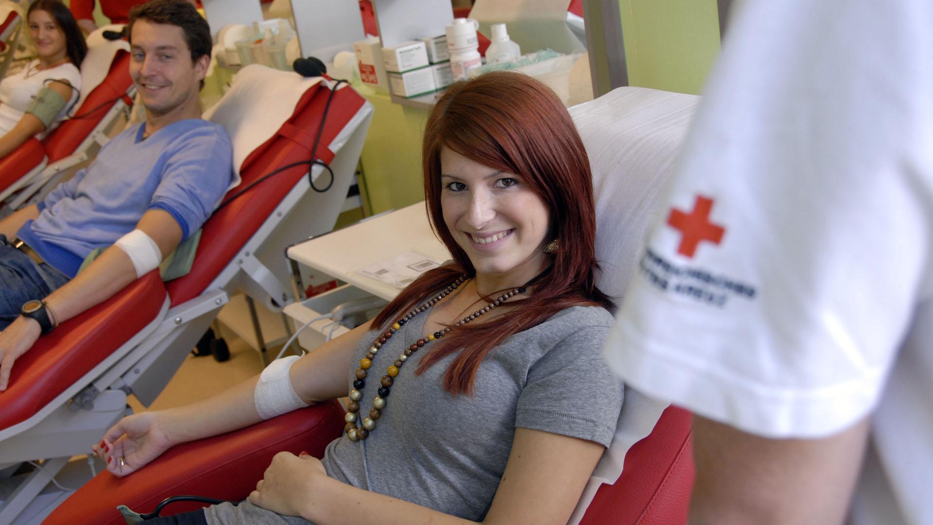 Blutspende - Foto: Österreichisches Rotes Kreuz
