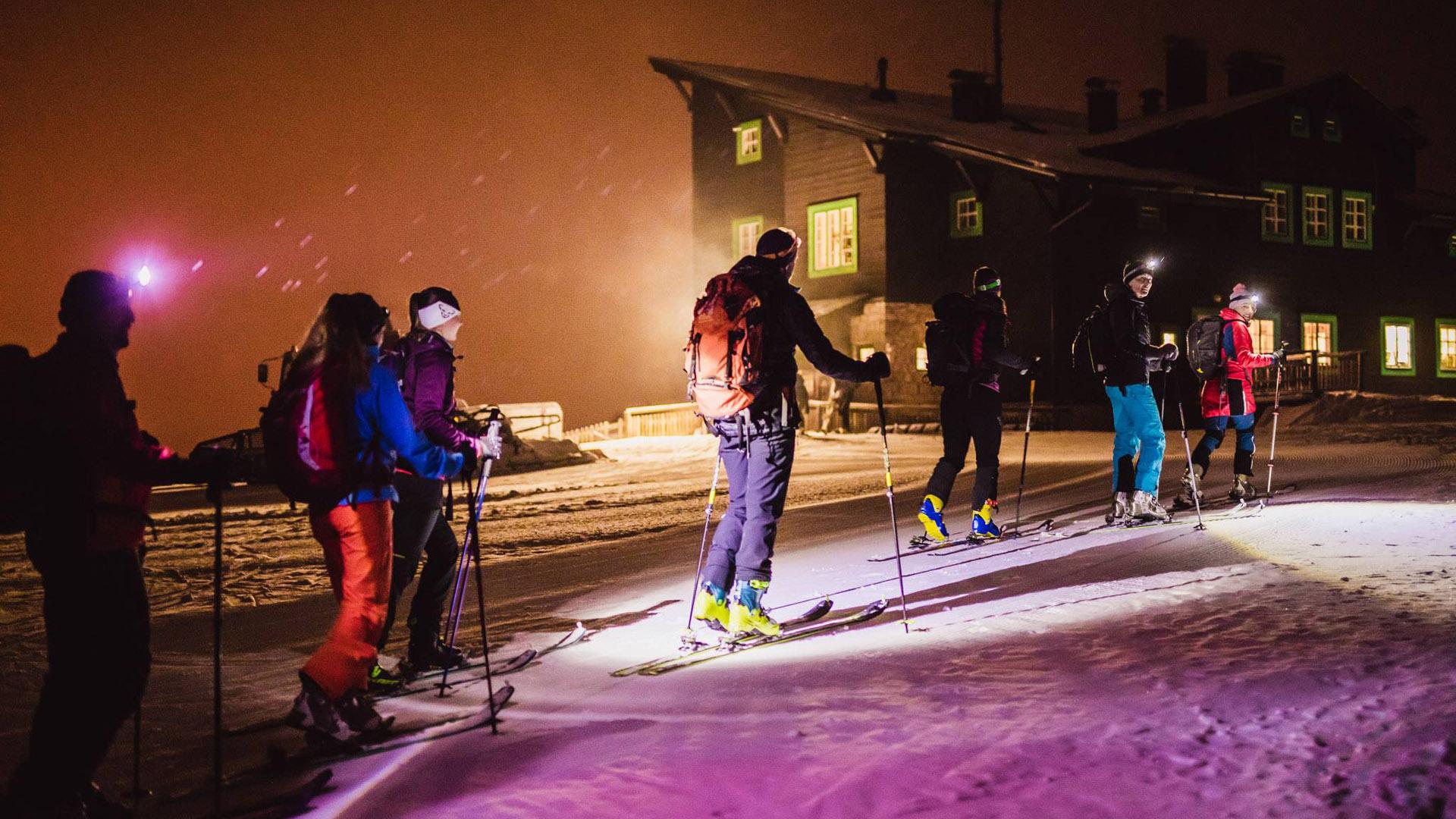 Skitour - Foto: Mariazeller Bürgeralpe