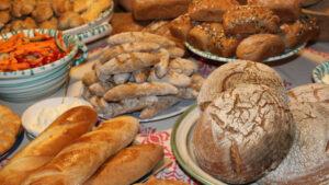 Brotbackkurs, Foto: Im Salzatal