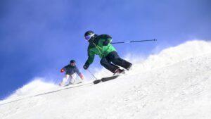 Skifahrer, Foto: INGImage