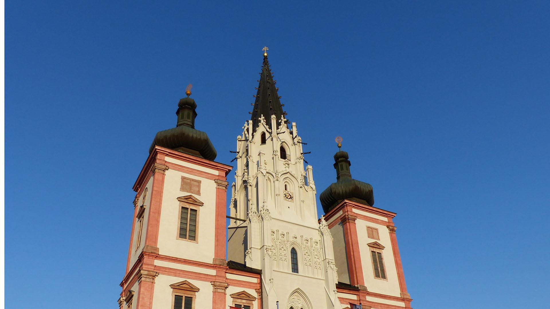 Basilika, Foto: Mariazell Online