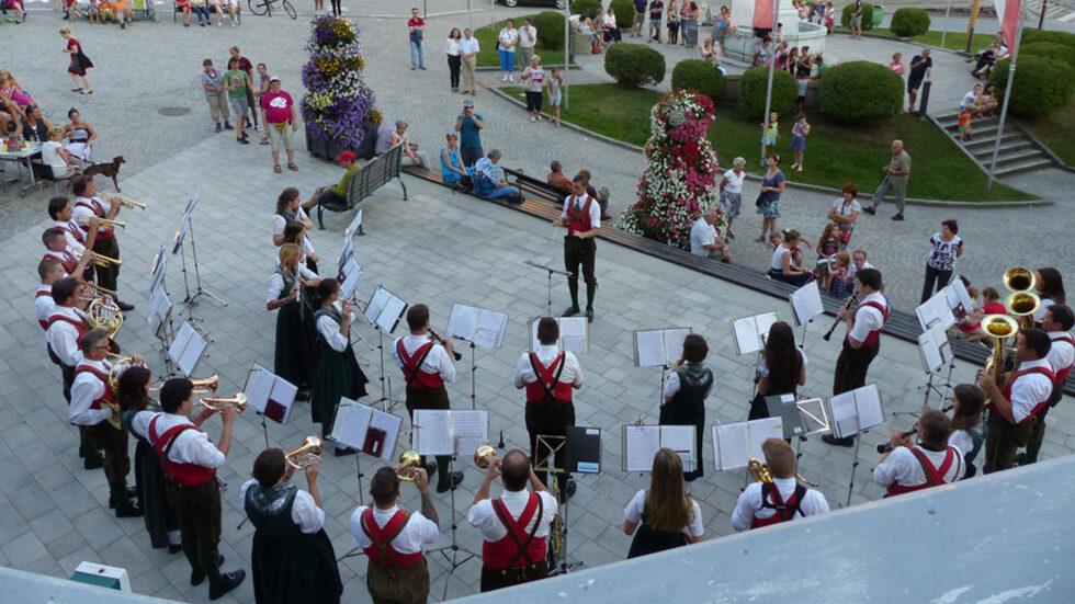 Abendkonzert - Foto: Mariazell Online