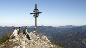 Gemeindealpe Gipfelkreuz, Foto: Mariazell Online