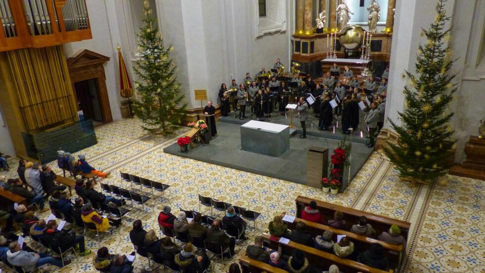 Weihnachtsblasen - Foto: Mariazell Online