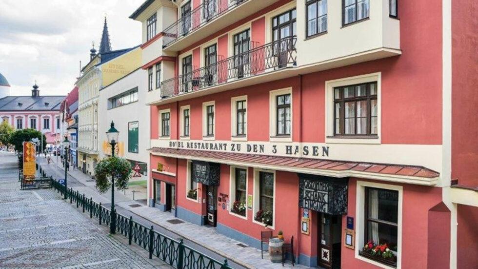 Hotel Drei Hasen