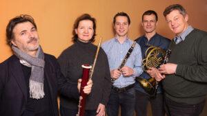 Foto: Quintetto Sinfonico Wien