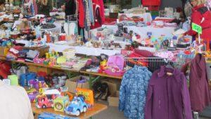 Flohmarkt - Foto: Mariazell Online