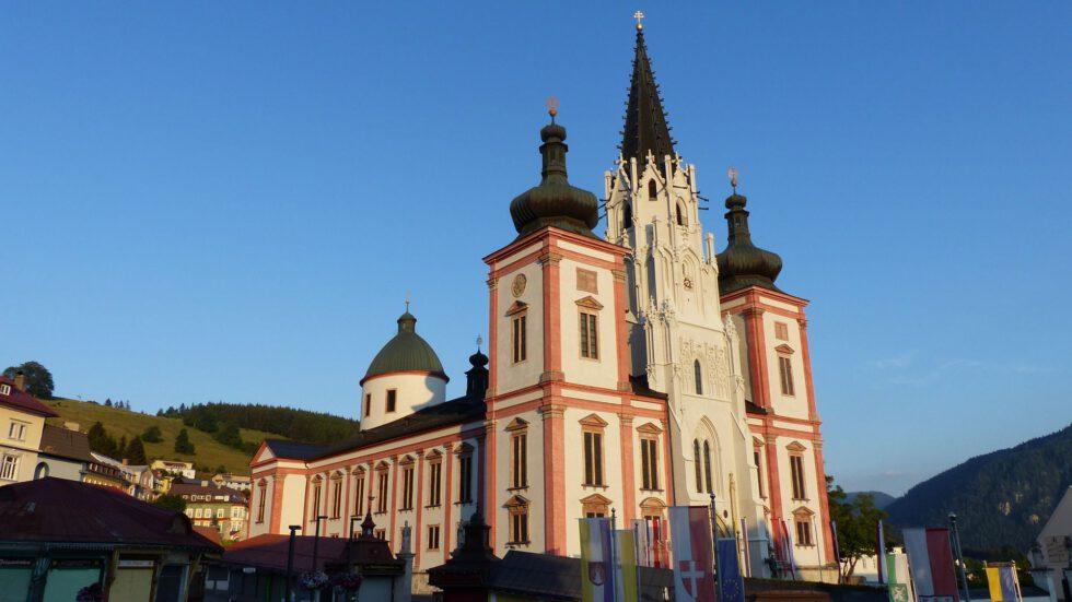 Basilika Mariazell, Foto: Mariazell Online