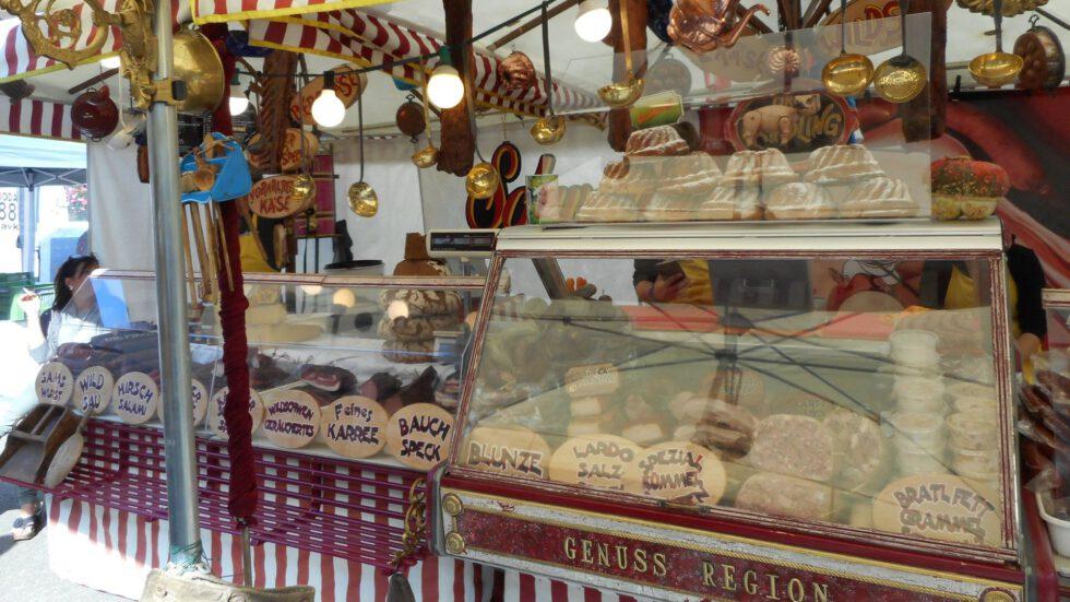 Bauernmarkt - Foto: Mariazell Online