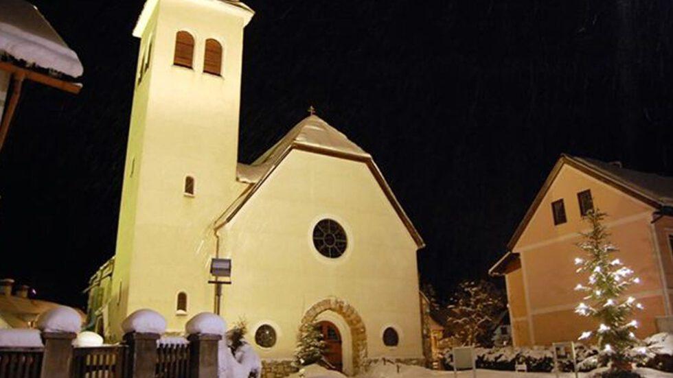Katholische Kirche Mitterbach, Foto: Mariazell Online