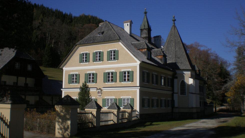 Brandhof - Foto: Mariazell Online