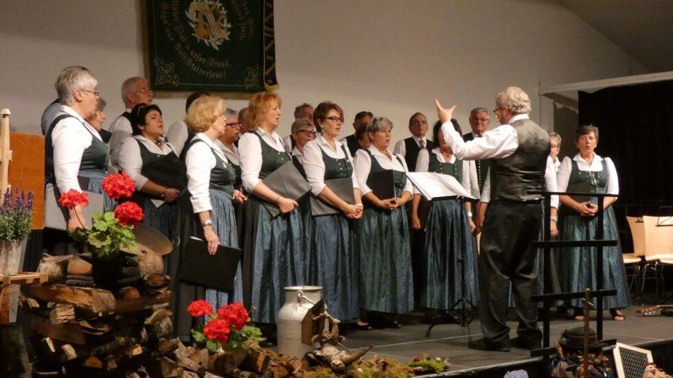 Liedertafel Gußwerk, Foto: Hans Peter Stadler