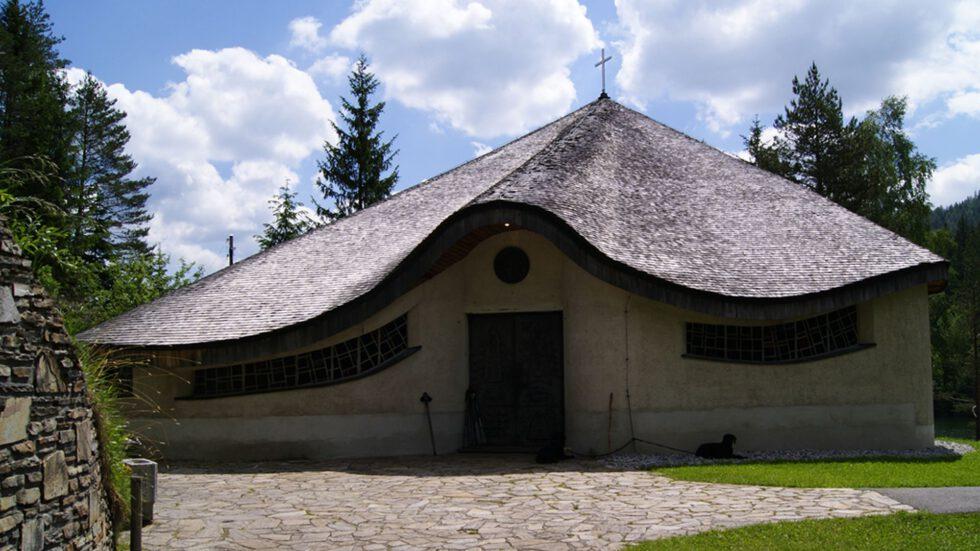 Bruder Klaus-Kirche, Foto: Mariazell Online
