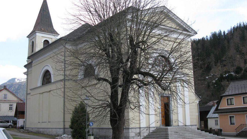 Pfarrkirche Gußwerk, Foto: Mariazell Online