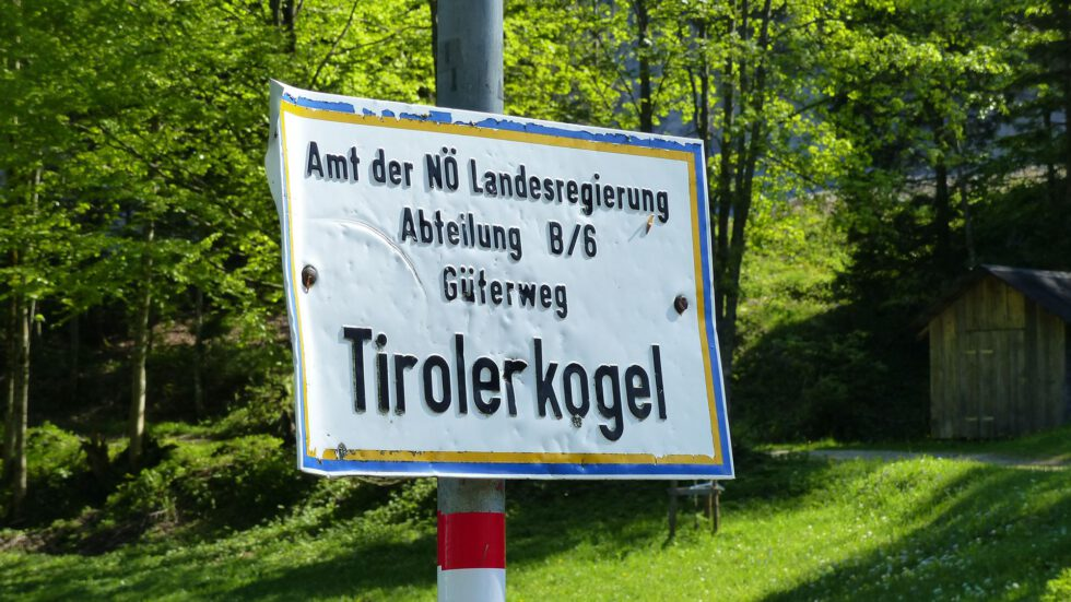 Tirolerkogel, Foto: Mariazell Online