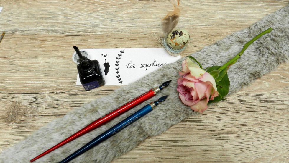Mit Liebe handgeschrieben, Foto: Sophie Lauder