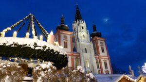 Basilika - Foto: Mariazell Online