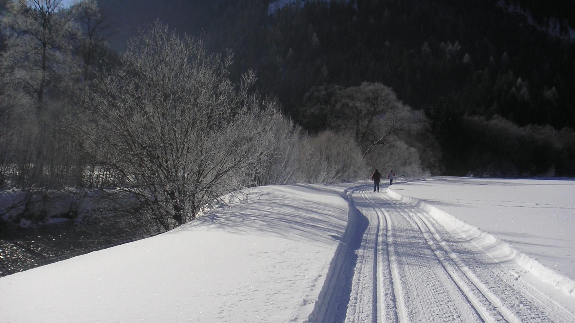 Langlaufen - Foto: Mariazell Online