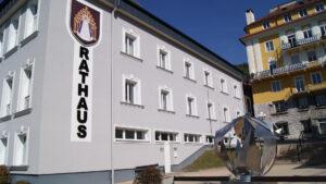 Rathaus Mariazell - Foto: Mariazell Online