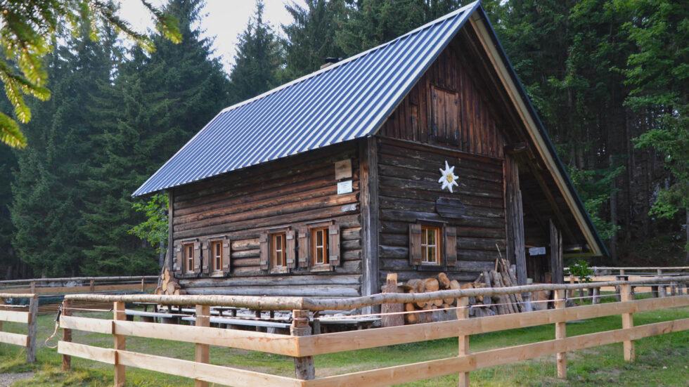 Farnbodenhütte - Foto: ÖAV Sektion Mariazellerland