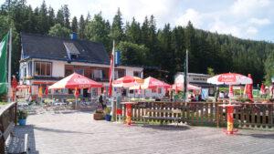Strandbuffet Erlaufsee - Foto: Mariazell Online