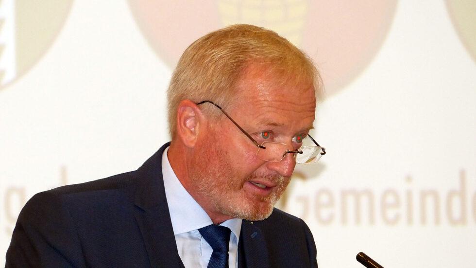 Bürgermeister Walter Schweighofer (ÖVP) - Foto: Mariazell Online