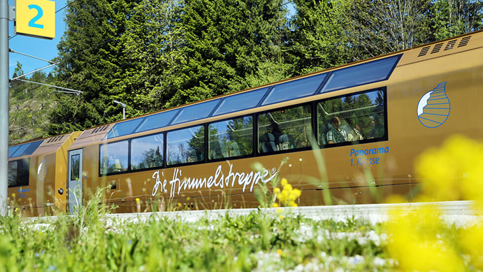 Mariazellerbahn - Foto: © NB/weinfranz