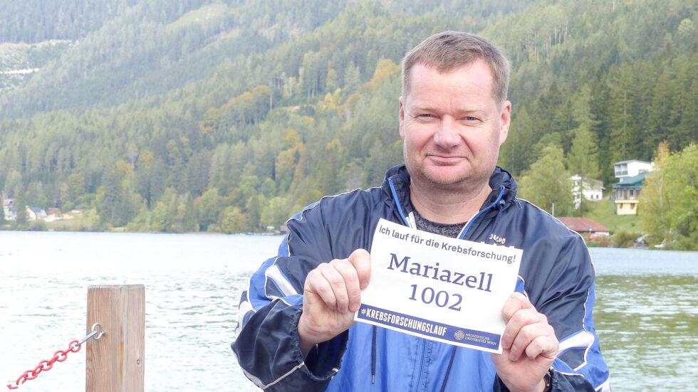Krebsforschungslauf 2020 am Erlaufsee - Foto: Mariazell Online