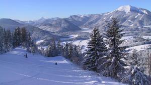 Mein Urlaub im Winter